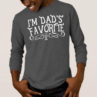 Ik ben Dark van de Zoon van de Papa Favoriete T Shirt