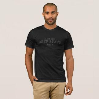 Ik ben de Diepe Staat T Shirt