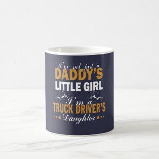 Ik ben de Dochter van een Vrachtwagenchauffeur Koffiemok