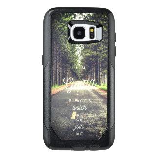 Ik ben de gaande melkweg van Samsung van de OtterBox Samsung Galaxy S7 Edge Hoesje