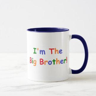 Ik ben de Grote Broer Mok