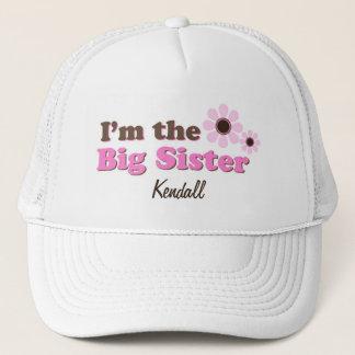 Ik ben de Grote Gepersonaliseerde Bloemen van Mod. Trucker Pet