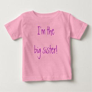 Ik ben de grote zuster! shirts