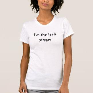 Ik ben de hoofdzanger t shirt