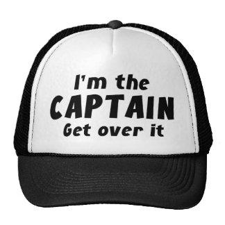 Ik ben de Kapitein Get over het Petten Met Netje