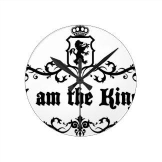 Ik ben de Koning Ronde Klok