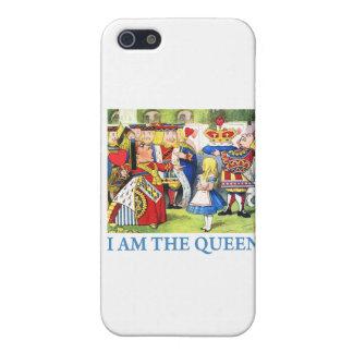 Ik ben de Koningin iPhone 5 Cases
