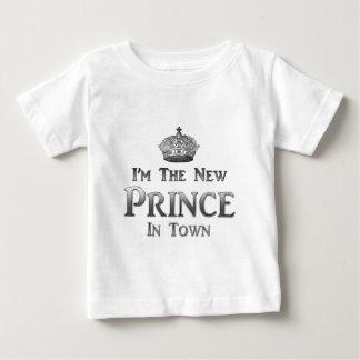 Ik ben de Nieuwe Prins in Stad Baby T Shirts