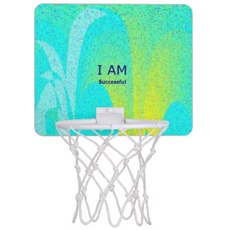 Ik BEN de Succesvolle MiniHoepel van het Basketbal Mini Basketbalring