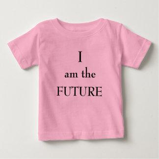 Ik ben de TOEKOMST Baby T Shirts