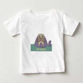 Ik ben de Walrussen Baby T Shirts