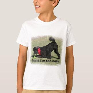 Ik ben de Werkgever T Shirt
