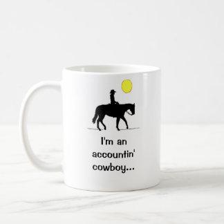 Ik ben een accountincowboy…. koffiemok