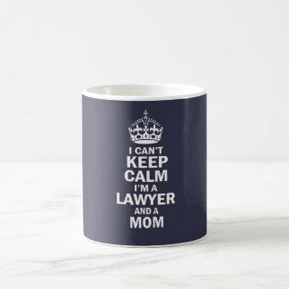 Ik ben een Advocaat en een Mamma Koffiemok