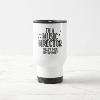 Ik ben een Directeur van de Muziek, wat Uw Reisbeker