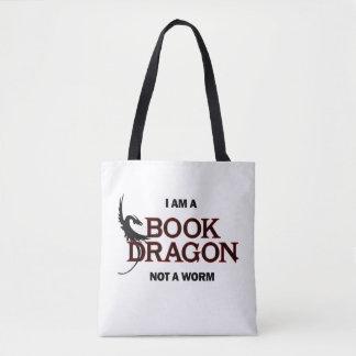 Ik ben een Draak van het Boek, niet een Worm Draagtas
