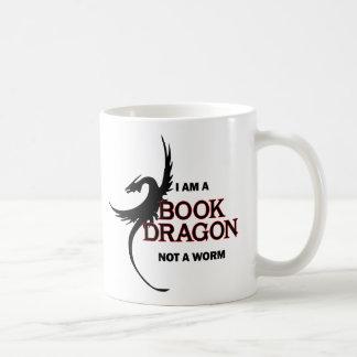 Ik ben een Draak van het Boek niet een Worm Koffiemok