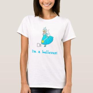 Ik ben een gelovige! t shirt