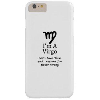 Ik ben een Gift van de Verjaardag van de Barely There iPhone 6 Plus Hoesje