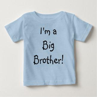 Ik ben een Grote Broer! Baby T Shirts