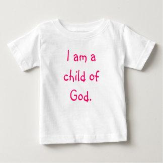 Ik ben een kind van God Baby T Shirts