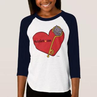 Ik ben een Kranig Meisje T Shirt