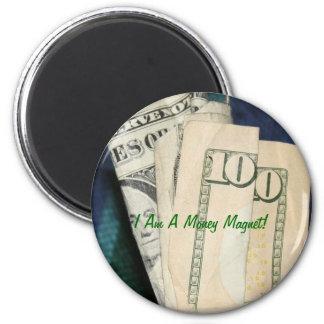 Ik ben een Magneet van het Geld!