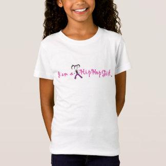 """""""Ik ben een Meisje van Hip Hop """" T Shirt"""