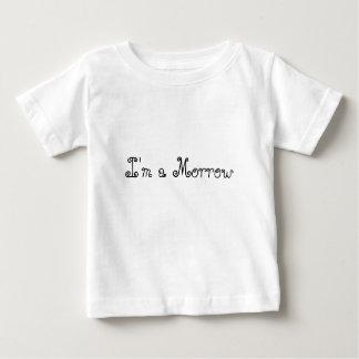 Ik ben een Nieuwe dag Baby T Shirts