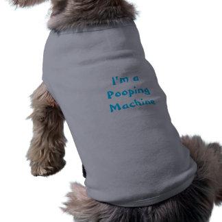 Ik ben een Overhemd van het Huisdier van de Machin Shirt