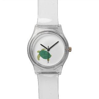 Ik ben een redder van de zeeschildpad horloge