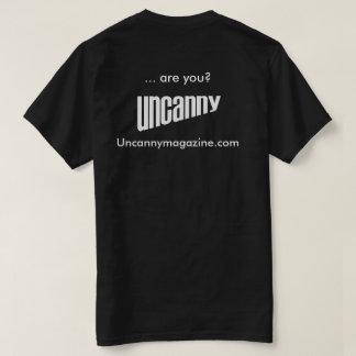 Ik ben een RuimteT-shirt van de Eenhoorn T Shirt