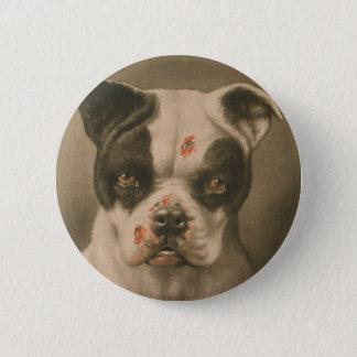 Ik ben een Slechte Hond Welk Soort Hond u is? Ronde Button 5,7 Cm