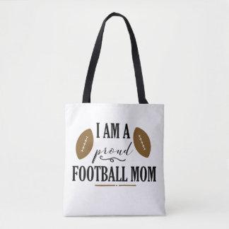 Ik ben een Trots Canvas tas van het Mamma van het