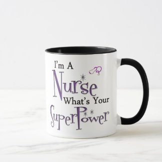 Ik ben een Verpleegster Mok