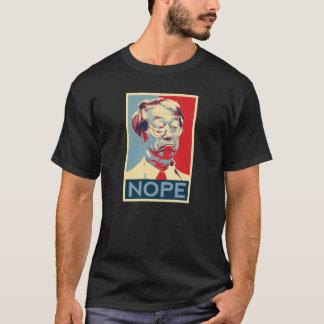 """""""Ik ben geen Dorische Satoshi Nakamoto """" T Shirt"""