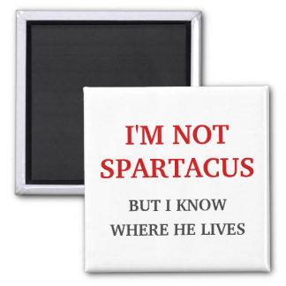 Ik ben geen Spartacus Magneet