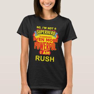 Ik ben geen Superhero. Ik ben SPOED. De Verjaardag T Shirt