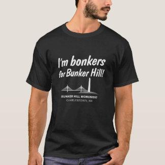 Ik ben gek voor de Heuvel van de Bunker! - T Shirt