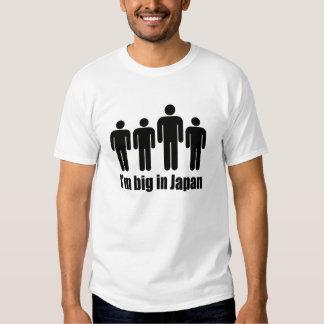 Ik ben Groot in Grappig Japan Shirts