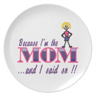 Ik ben het Mamma Bord