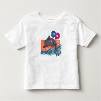 """""""ik ben"""" het T-shirt van Dolfijn 4"""
