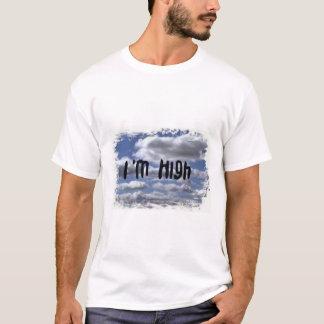 Ik ben Hoog op het Leven T Shirt