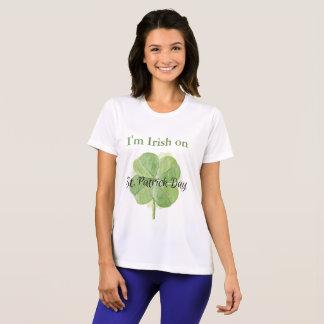 Ik ben Iers op St. Patrick de T-shirt van de Dag
