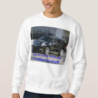 Ik ben in Liefde met mijn Sweatshirt van Cadillac