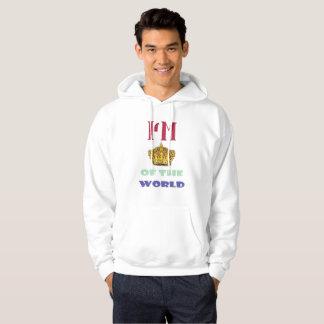 ik ben koning van de wereld hoodie