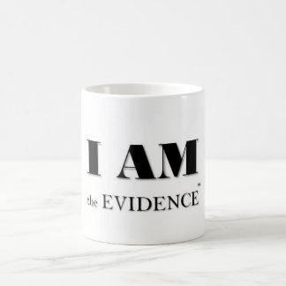 Ik ben Kop de van het Bewijsmateriaal (tm)