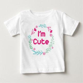 Ik ben leuk baby t shirts