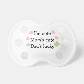 Ik ben Leuk, Leuk Mamma, Gelukkige Papa! De Speentje