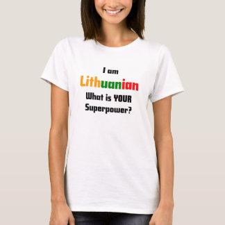 ik ben Litouws T Shirt